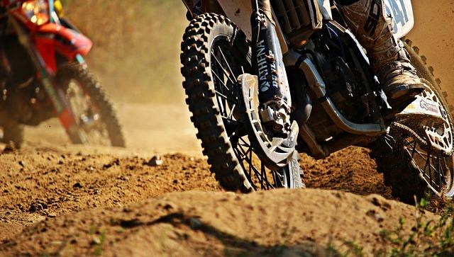 Motorrad-Biathlon